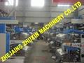 SJ-A Series HD/LDPE Film Blowing machine  4