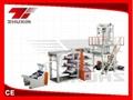 PE Extruder and Printing Machine