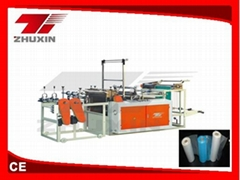 DFL series Computer Cutting-Off Continuous-Rolled Bag Making Machine
