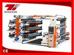 YT Series Six-colour Flexo printing machine