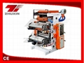 YT Series Double-color Flexo Printing