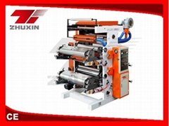 YT Series Double-color Flexo Printing Machine