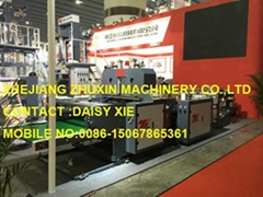 2015 High speed Tshirt bag making machine (CY430X2-A)