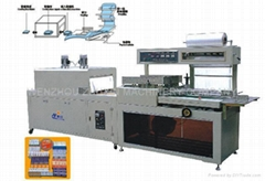 CY-560B Automatic thermal heat-shrink package machine
