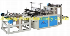 Computer Cutting-Off Continuous-Rolled Bag Making Machine
