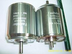 Faulhaber motor 福尔哈贝/冯哈伯 直流微电机  3540K024C