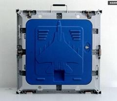 LED 顯示屏箱體 640x640系列 通用型 高精度 壓鑄鋁箱