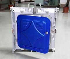 576*576 壓鑄鋁箱體;超薄壓鑄鋁箱體P5 P10 P2.5