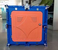 小間距磁吸前維護 640*480 箱體 LED壓鑄鋁箱體 LED顯示屏箱體