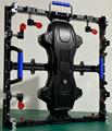 新款45度斜邊 壓鑄鋁箱體LED顯示屏箱體 500*500*68mm 拼90度直角 3