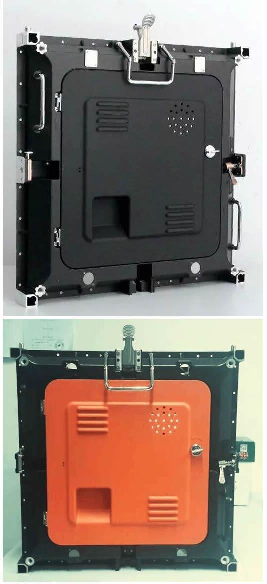 公模壓鑄鋁箱體 LED顯示屏箱體480*480mm 適用於: P2.5 P5 2