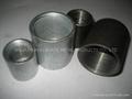 steel sockets or merchant coupling
