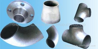 Carbon Steel pipe Fittings 5