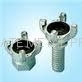 EU type malleable iron hose end coupling