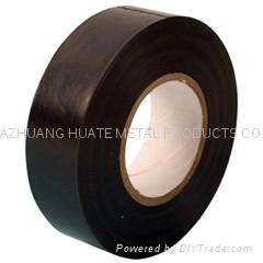 Fire resistance grade PVC electrical tape