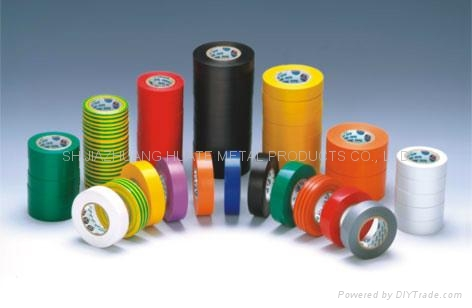 PVC electrical insulation tape fr grade 1