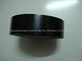 High quality butyl rubber tape black