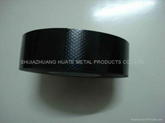 High quality butyl rubber tape black color