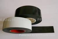 High voltage butyl rubber adhesive tape