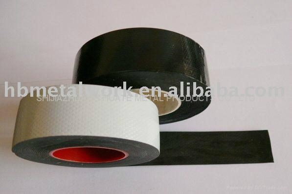 High voltage fusing rubber tape white color 2