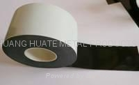 High voltage fusing rubber tape white color 3