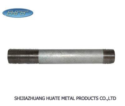 High quality steel pipe nipples