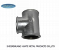 BS standard malleable iron pipe fittings