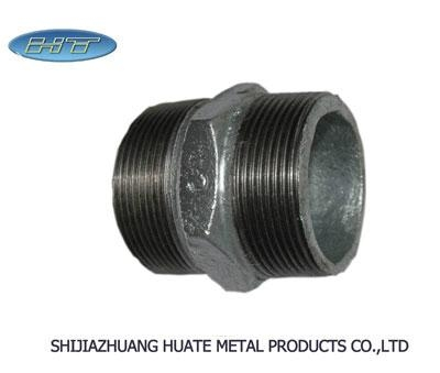 BS standard malleable iron pipe fittings 3