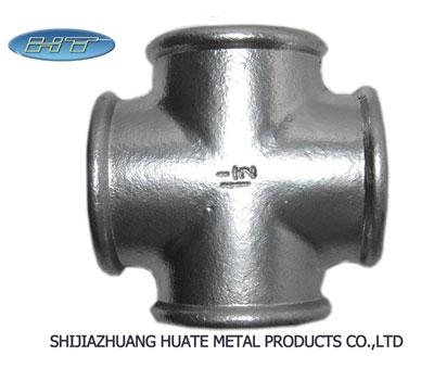 BS standard malleable iron pipe fittings 1