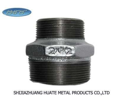 BS standard malleable iron pipe fittings 4