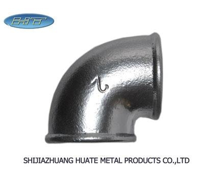 BS standard malleable iron pipe fittings 6