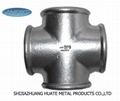 DIN STANDARD MALLEABLE IRON PIPE FITTINGS 5
