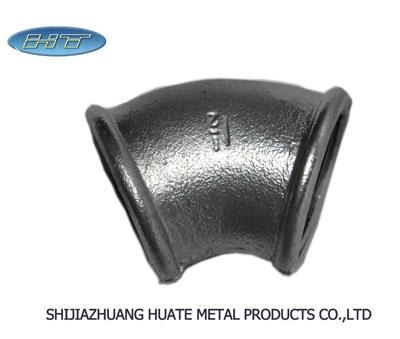 DIN STANDARD MALLEABLE IRON PIPE FITTINGS 6