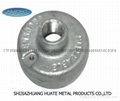 Malleable iron conduit box cross type