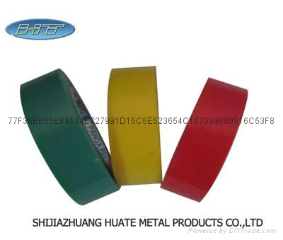 High quality pvc electrical tape shiny film 3
