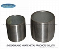 HIgh quality carbon steel Running nipples