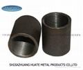 黑品碳钢管箍