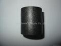 Black Mild Steel socket Couplings