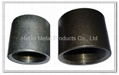 Black Mild Steel socket Couplings