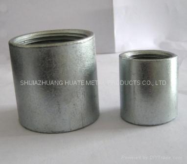 Full thread carbon steel pipe socket 2