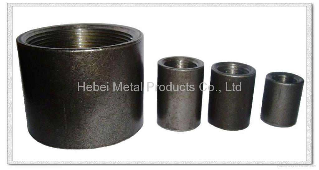 Full thread carbon steel pipe socket 3