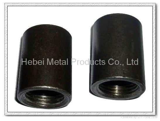 Full thread carbon steel pipe socket 5