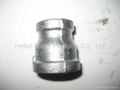 NPT thread Malleable Iron Pipe Fittings 2