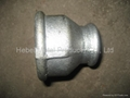 NPT thread Malleable Iron Pipe Fittings 5