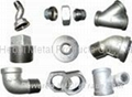 malleable iron pipe fittings 3