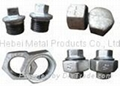 malleable iron pipe fittings 4