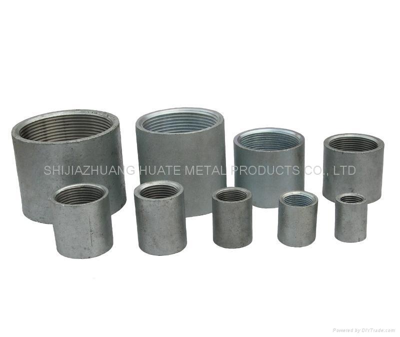 碳钢镀锌管箍 1