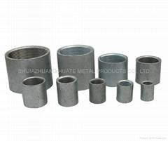 碳钢镀锌管箍