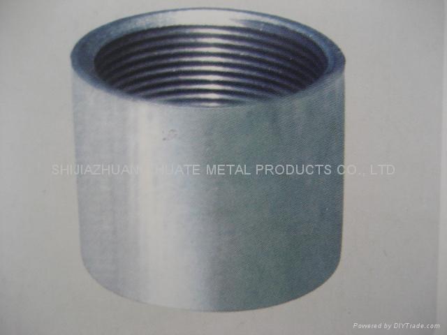碳钢镀锌管箍 2