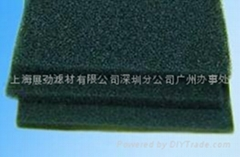 活性炭纖維狀濾網